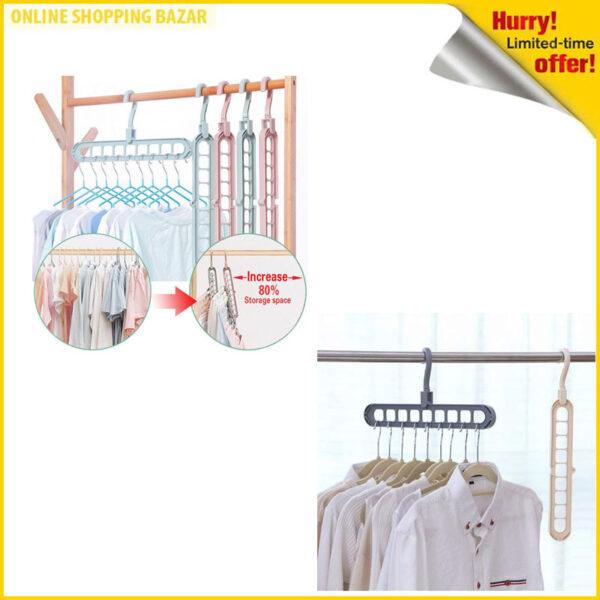 Amazing 9 hole hanger 2