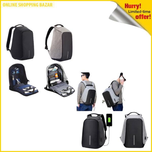 Anti Theft Laptop Bag High Quality 3