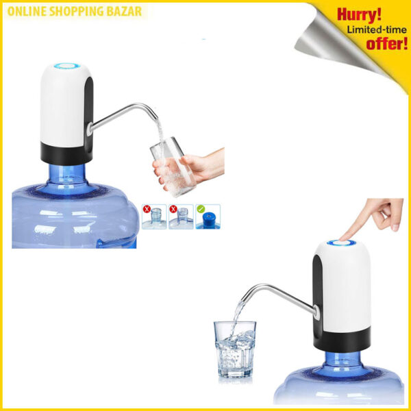 Automatic wireless water dispenser 3