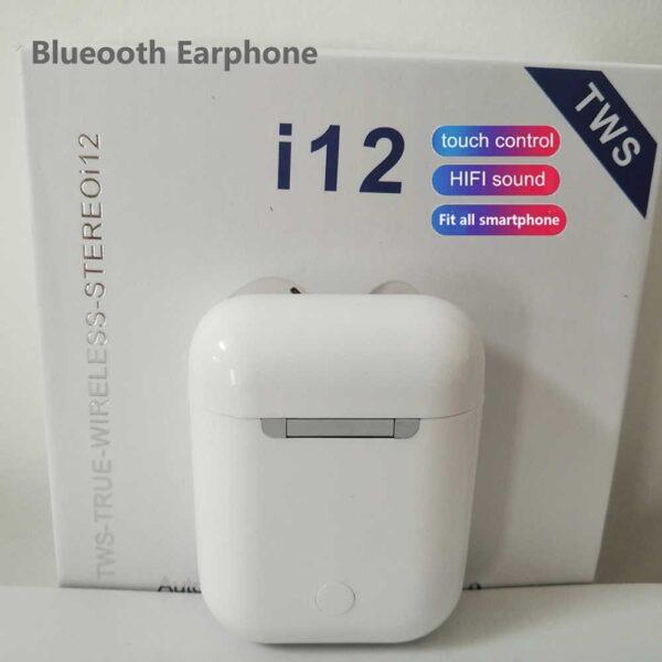 i12 earphone 5