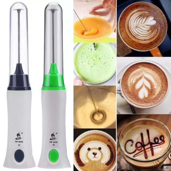 Rechargeable Coffee Beater 5