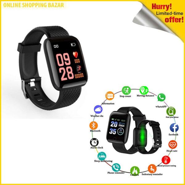 D13 Unisex smart watch 2
