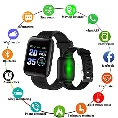 D13 Unisex smart watch 4