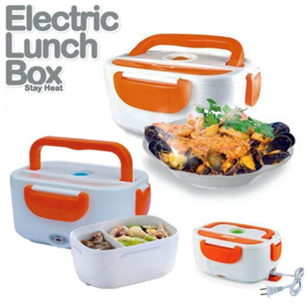 Electric Lunch Box 5