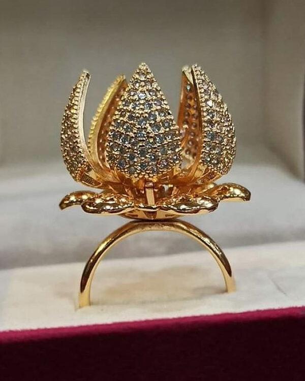 flower ring 4