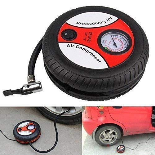 Car Air pump DCV 12 tyre shape 5