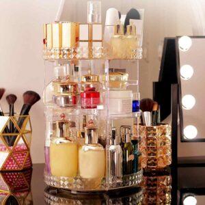 Cosmetic storage box 360 DEGREE