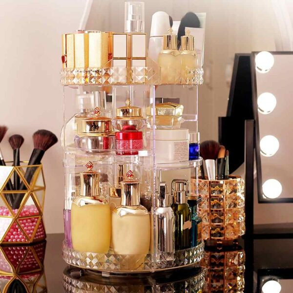Cosmetic storage box 360 DEGREE 4