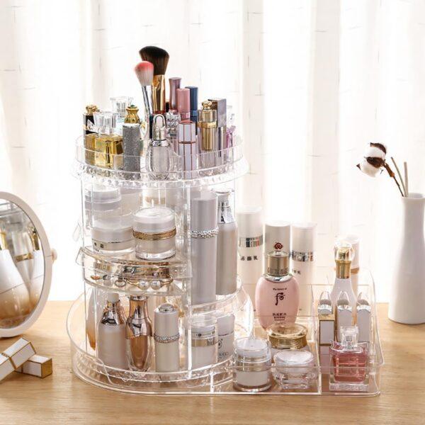 Cosmetic storage box 360 DEGREE 5