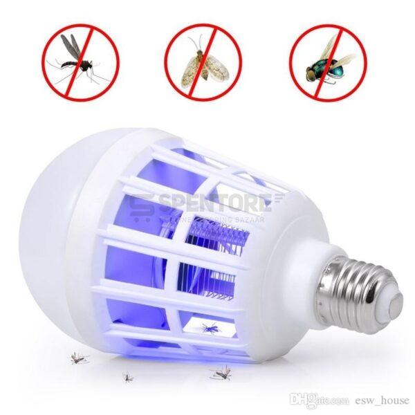 LED Mosquito Killer Bulb 4