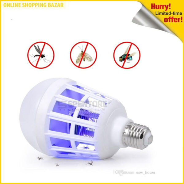LED Mosquito Killer Bulb 3