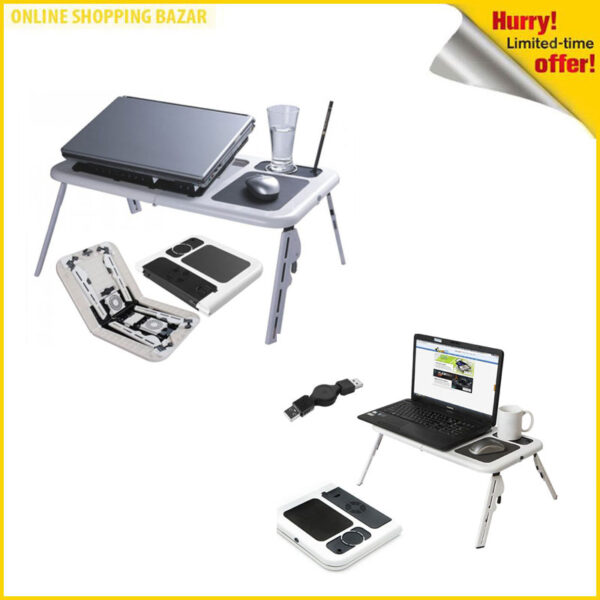 T8 Aluminum Laptop Table Stand 4