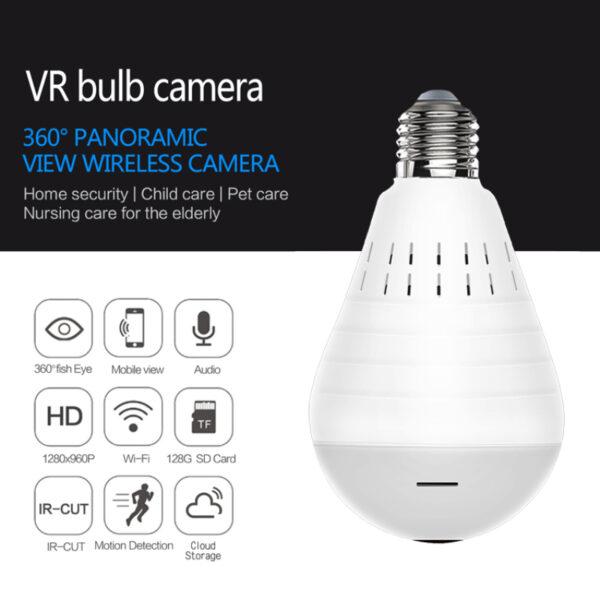 Light Camera Bulb 5