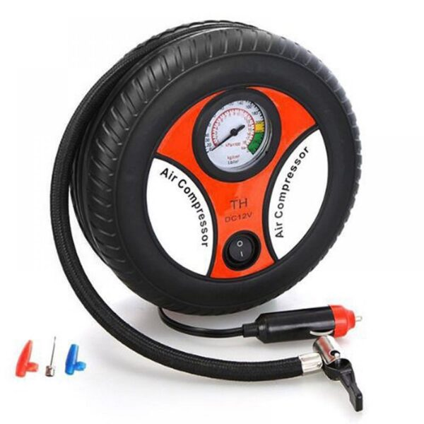 Car Air pump DCV 12 tyre shape 4