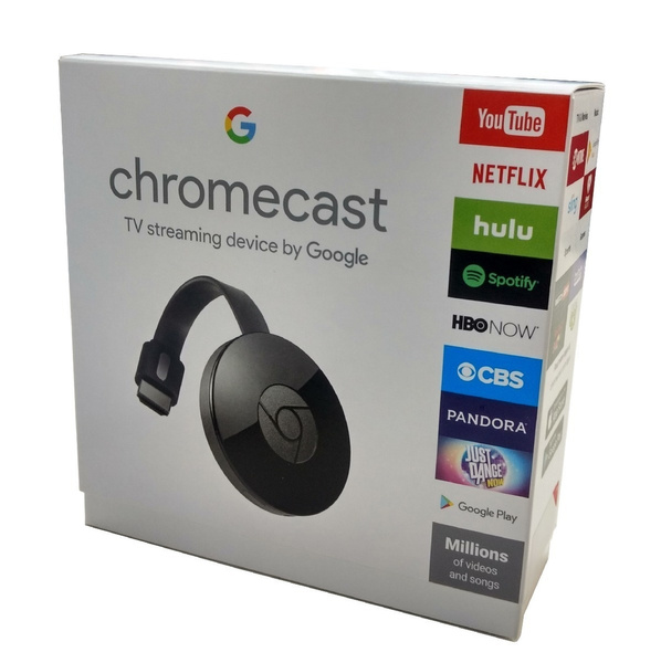Chromecast 5
