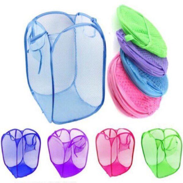 Foldable Laundry Basket 4
