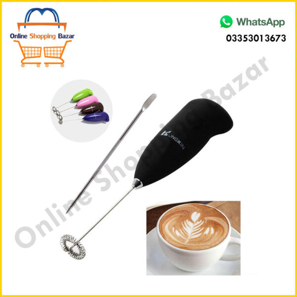 Handheld coffee maker 3