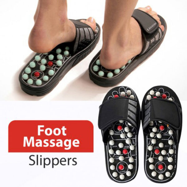 Foot reflexology massage slipper 5