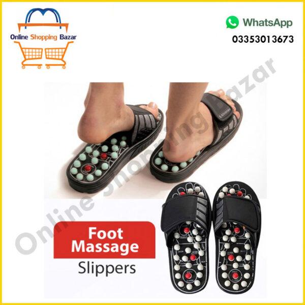 Foot reflexology massage slipper 3