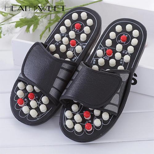 Foot reflexology massage slipper 4