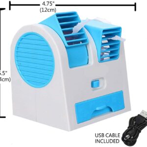 mini air cooler fan