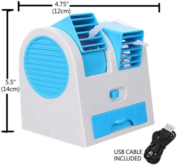 mini air cooler fan 4
