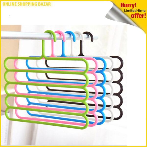 Multiple Layer Hangers 3