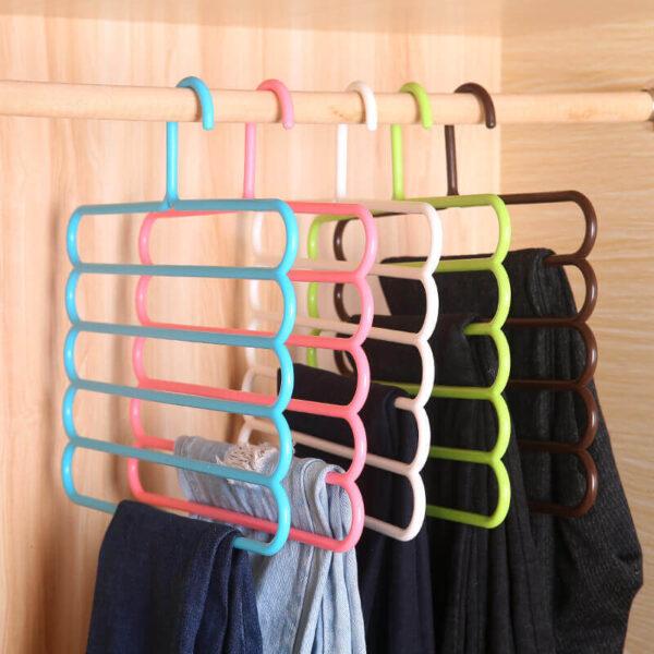 Multiple Layer Hangers 4
