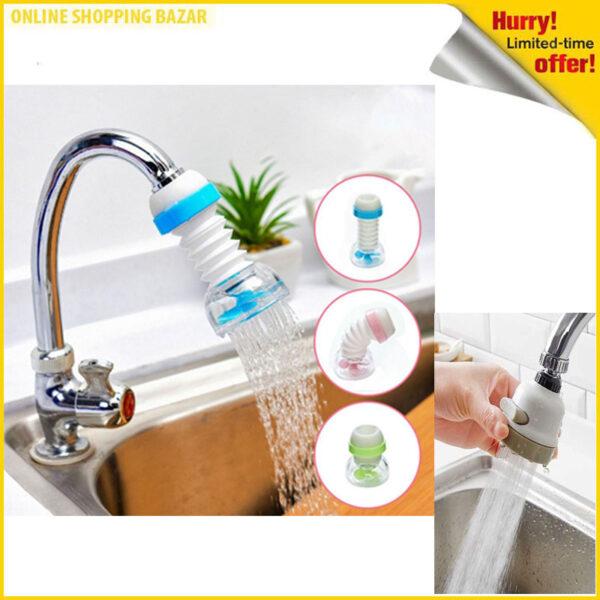 New kitcen shower faucet 3