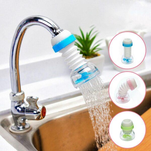 New kitcen shower faucet 5