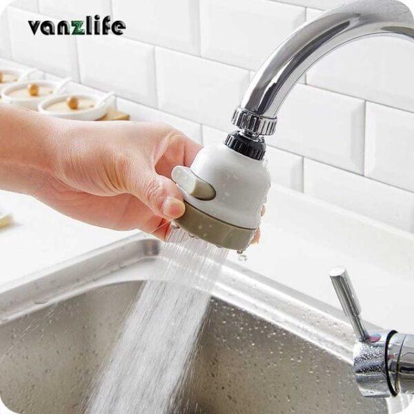 New kitcen shower faucet 4