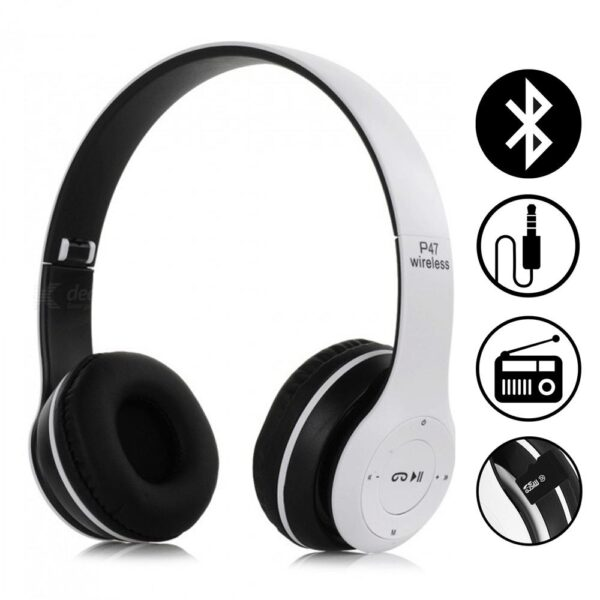 P47 Hireless Headphone 5