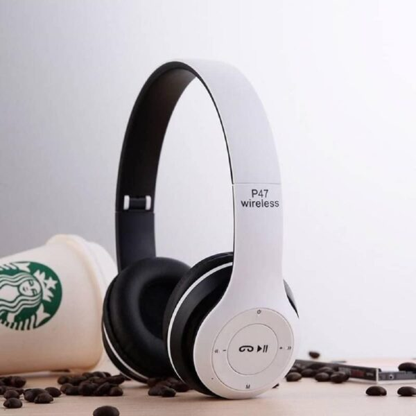 P47 Hireless Headphone 4