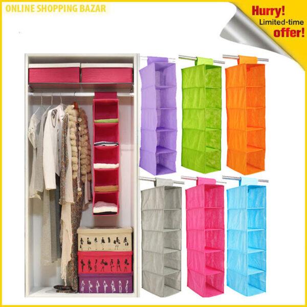 Hanging Storage Bad Wardrobe 3
