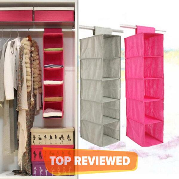 Hanging Storage Bad Wardrobe 4