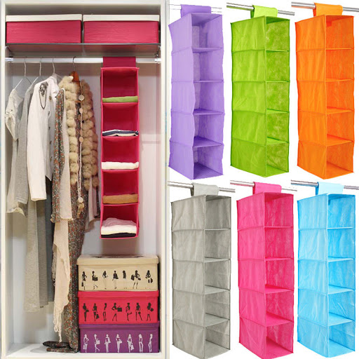 Hanging Storage Bad Wardrobe 5