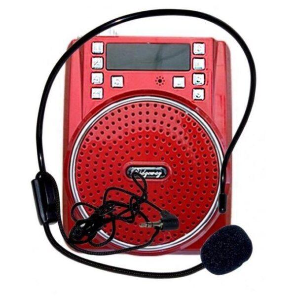 Amazing Portable Speaker With HD Mic Qugo 204 5