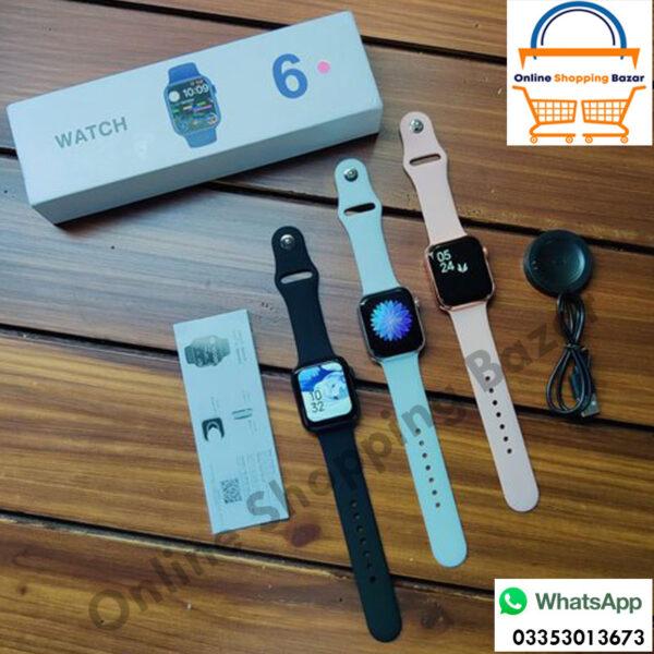 Mc72 Smart Watch 3