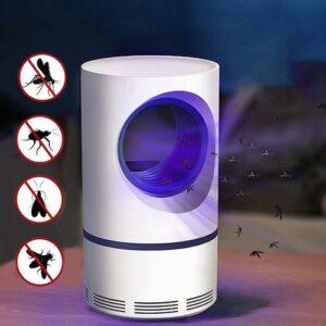 Mosquito killer lamp white