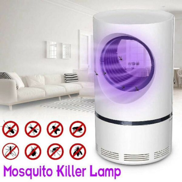 Mosquito killer lamp white 5
