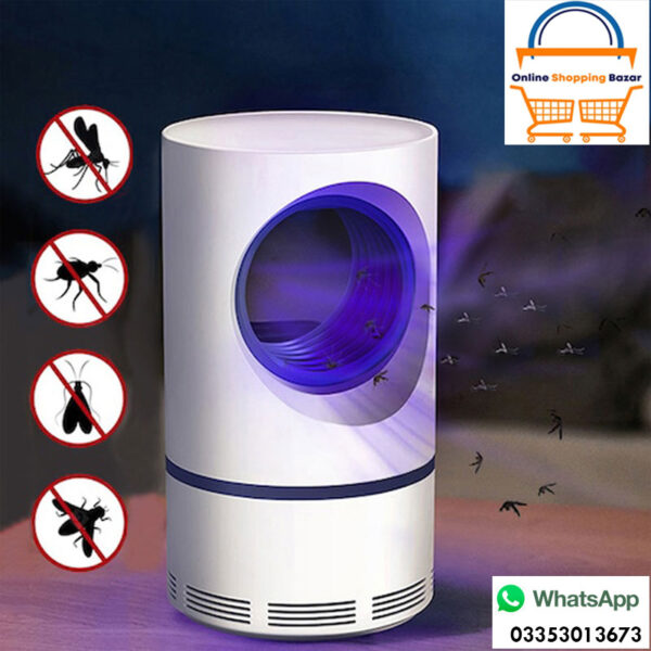 Mosquito killer lamp white 3