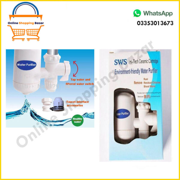 Water Purifier Filter For Home & Office – White 3