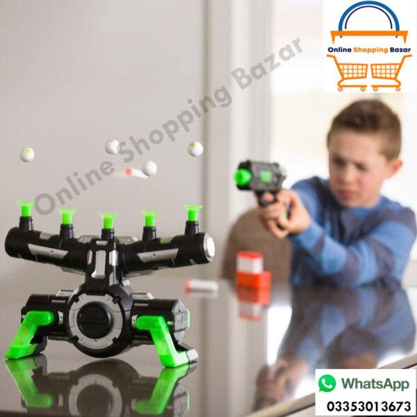 Hover shot game in 2 guns 3