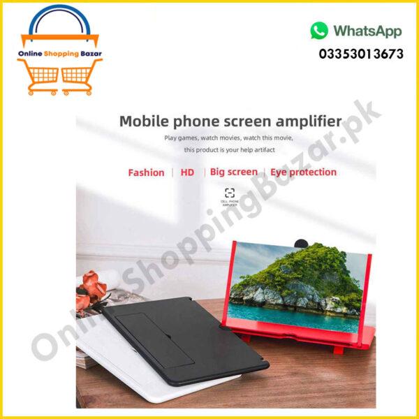 phone screen magnifier hd video amplifier 3