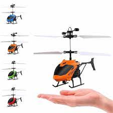 Flying Mini Infrared Induction Helicopter