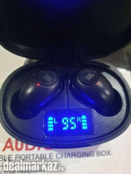 JBL TWS 12 Wireless Bluetooth Earphone Earbuds 4