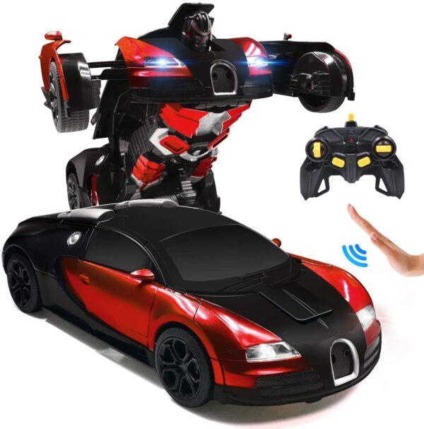 REBOT CAR TOY FOR KIDS 5
