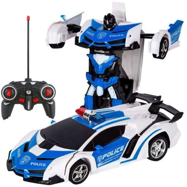 REBOT CAR TOY FOR KIDS 3