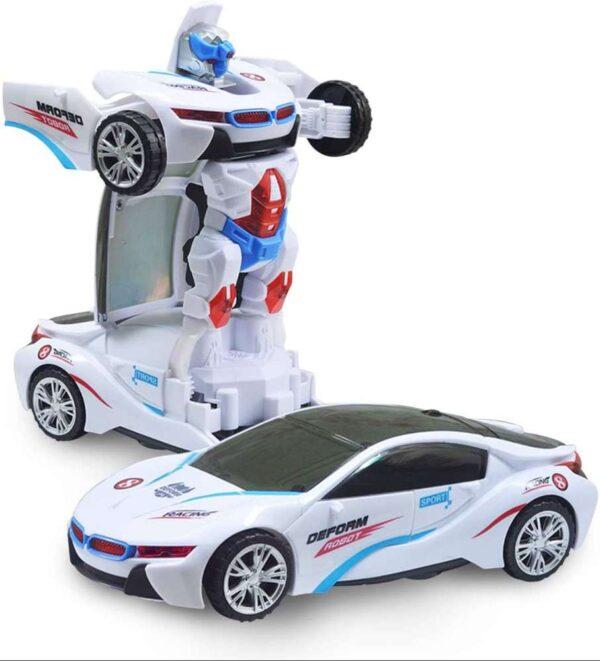 REBOT CAR TOY FOR KIDS 4