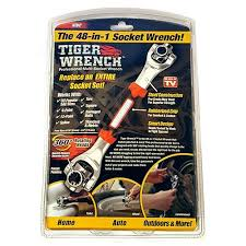 Tiger Wrencs